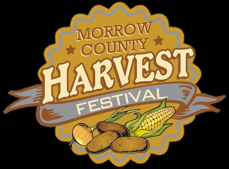 Morrow County Harvest Festival Logo